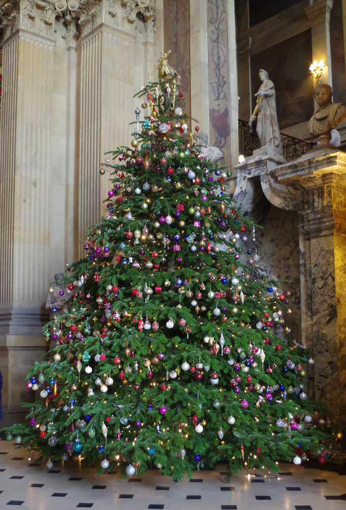 Christmas at Castle Howard