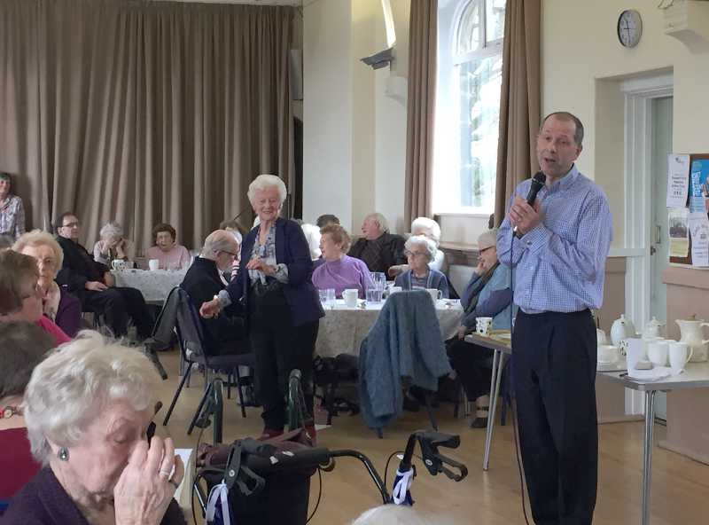 Shadwell Lunch March 2017