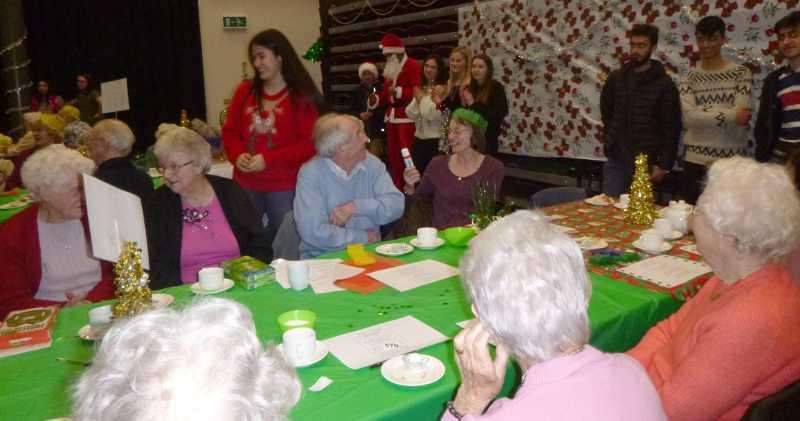 Allerton High Christmas Party