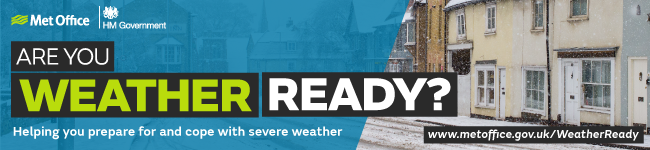 Are you weather ready?